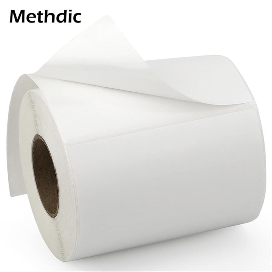 Methdic 250 этикетки/рулон пустой адрес 4x6 термальная этикетка Zebra этикетка для доставки