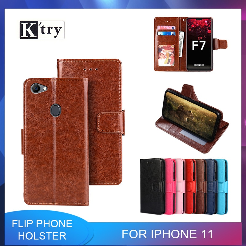Retro Leather Magnetic Flip Case For IPhone X XS XR 11 Pro Max Wallet Card Holders Flip Cover For iPhone 8 7 6 6s Plus Shell