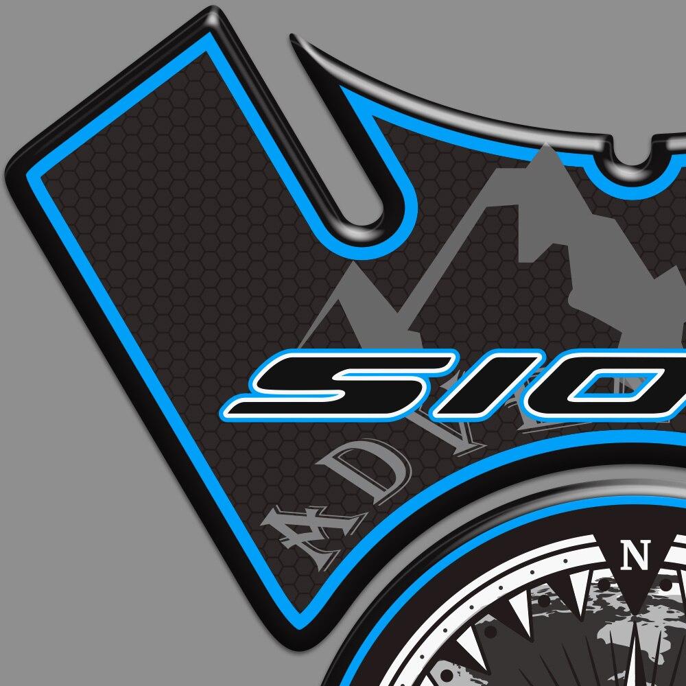 Наклейка для мотоцикла s для BMW S1000RR S1000R S 1000 RR HP4 защитная накладка на бак наклейка S1000 RR 3D наклейка защита топлива 2018 2019