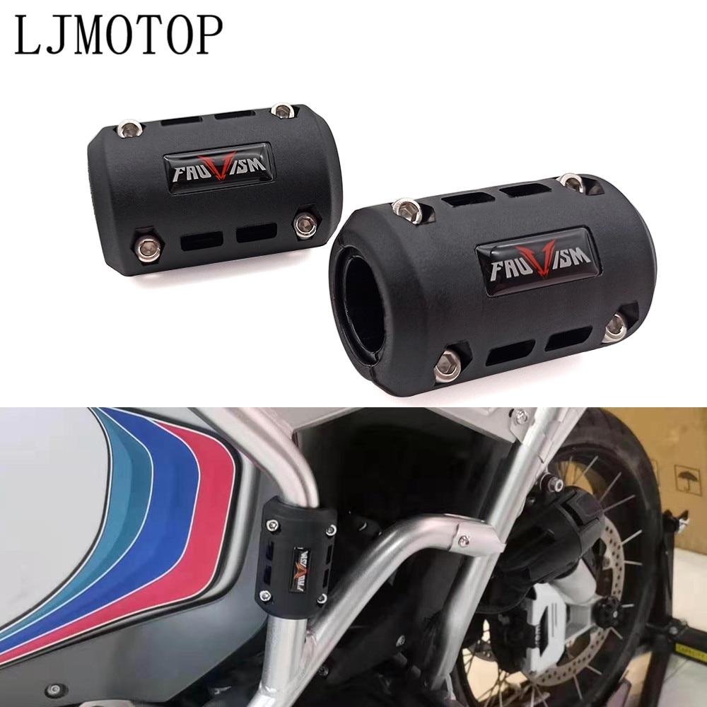 2019 motor de la motocicleta de la Guardia parachoques Protección decorativa bloque para KAWASAKI GTR1400 ER6N Z250 Z750 Z900 Z800 Versys 1000 650 H2