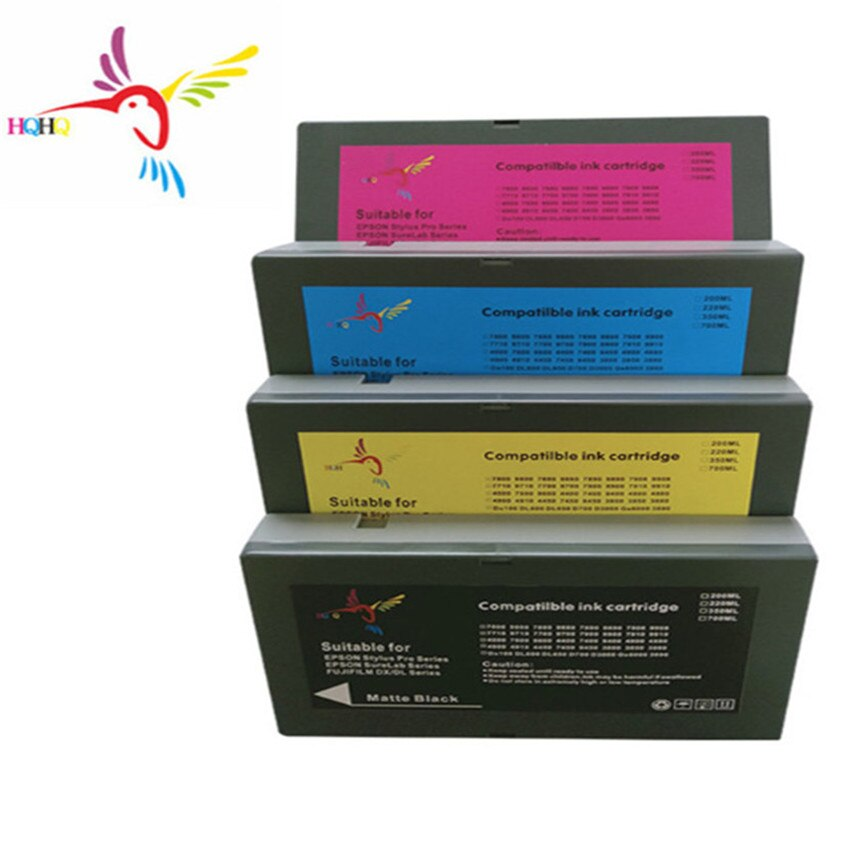 Фото - HQHQ 7400 9400 Ink Cartridge with Pigment Ink for Epson T5672-t5674 t5678 Ink Cartridge Compatible 9400 Ink Cartridge for Epson rescue ink rescue ink
