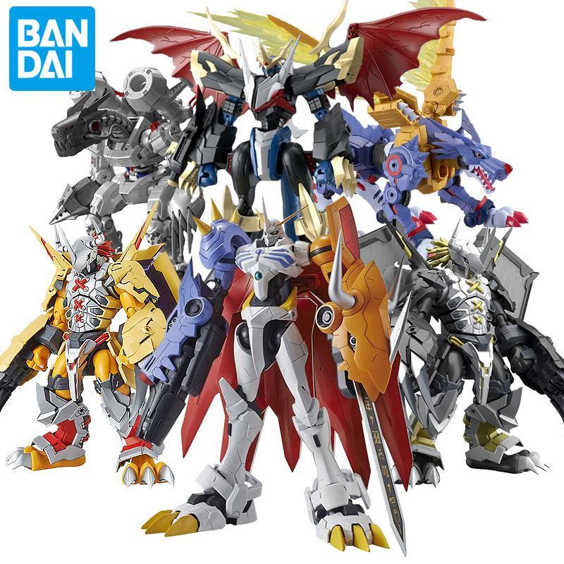 الأصلي بانداي Digimon مغامرة التجمع الشكل Wargreymon mugenademon imperialademon البلاستيكية لعبة مجسمة أنيمي الشكل لعب للأطفال