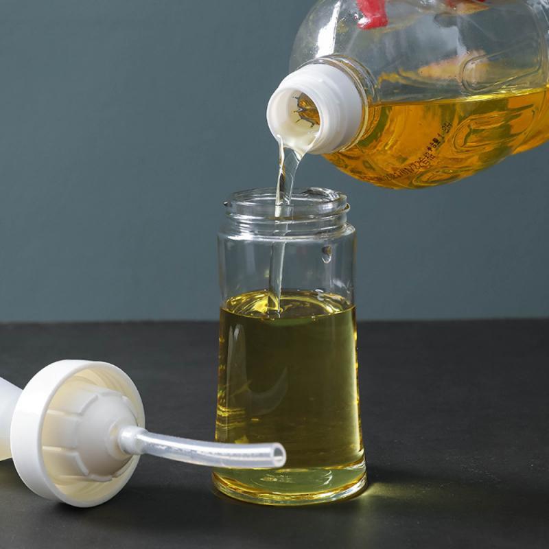 1 шт., портативная бутылка для масла с щеточкой для масла, искусственные кисти, жидкое масло, кондитерские изделия, кухонные инструменты для ...