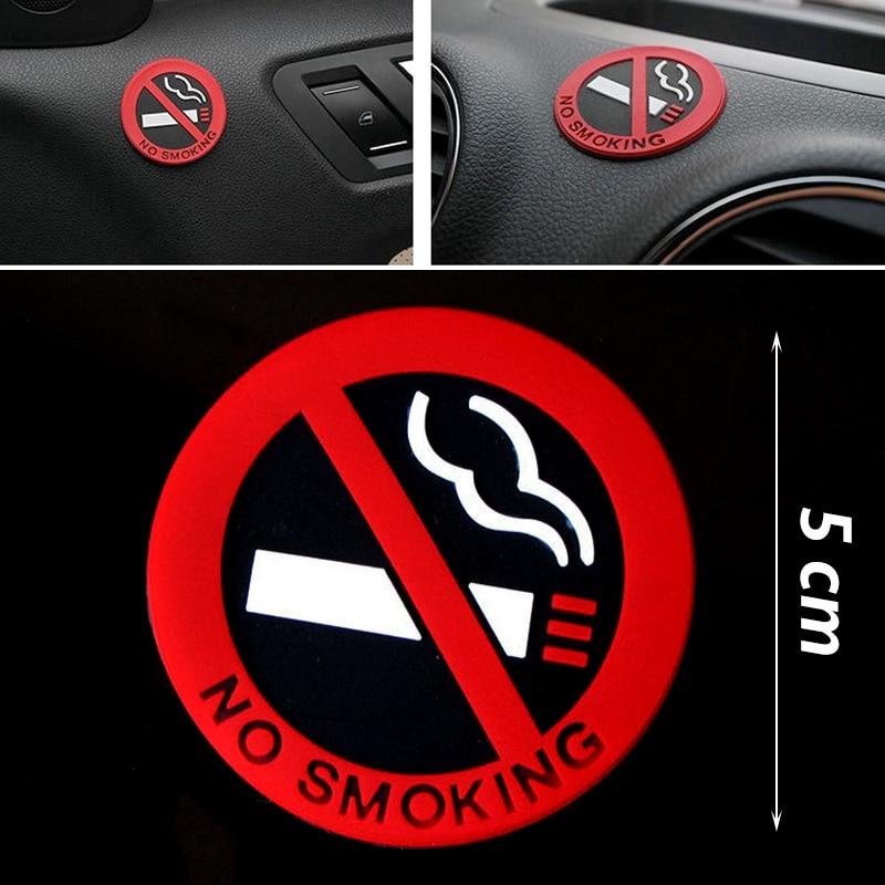 2019 new No Smoking sigh auto Car Sticker AUTO for Infiniti QX50 Q QX80 Q50 Prototype QX30 Q60 Q70 Synaptiq Q80 IPL FX