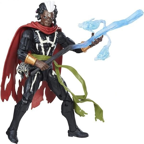 Oryginalna figurka Marvel Legends 6 mistrzowie magii brat Voodoo stawy Doll figurka-model kolekcjonerski Toy No Box