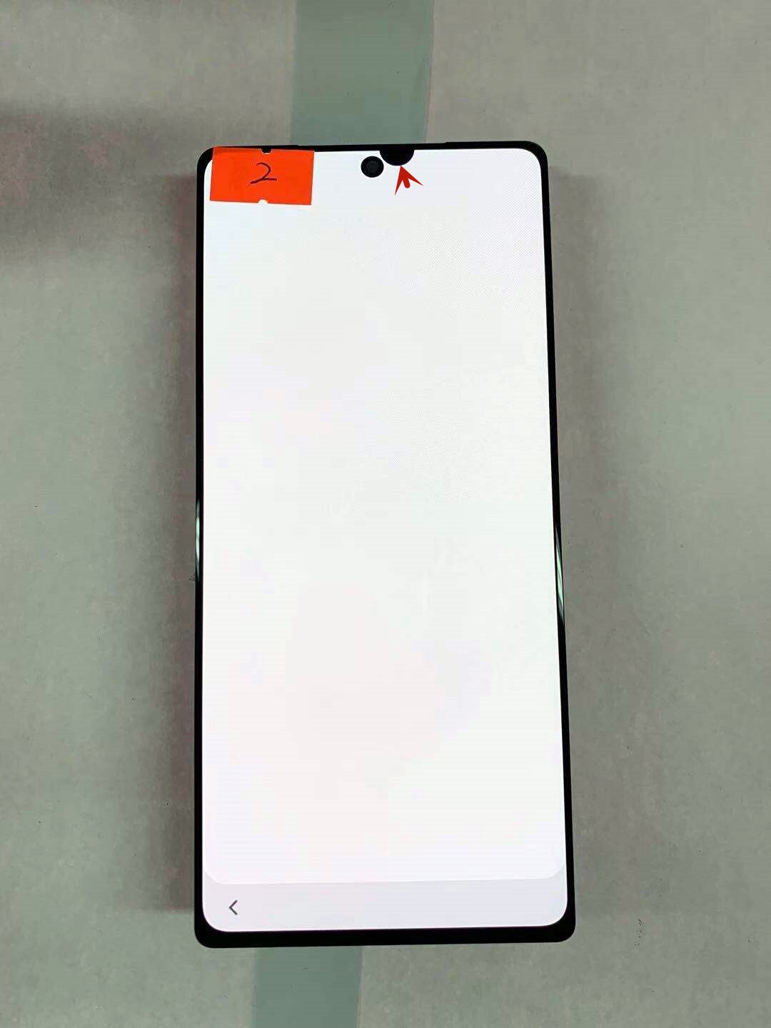 AMOLED For Samsung Note 20 LCD For Samsung Galaxy Note20  display SM-N980F SM-N980F/DS  Touch Screen Digitizer enlarge