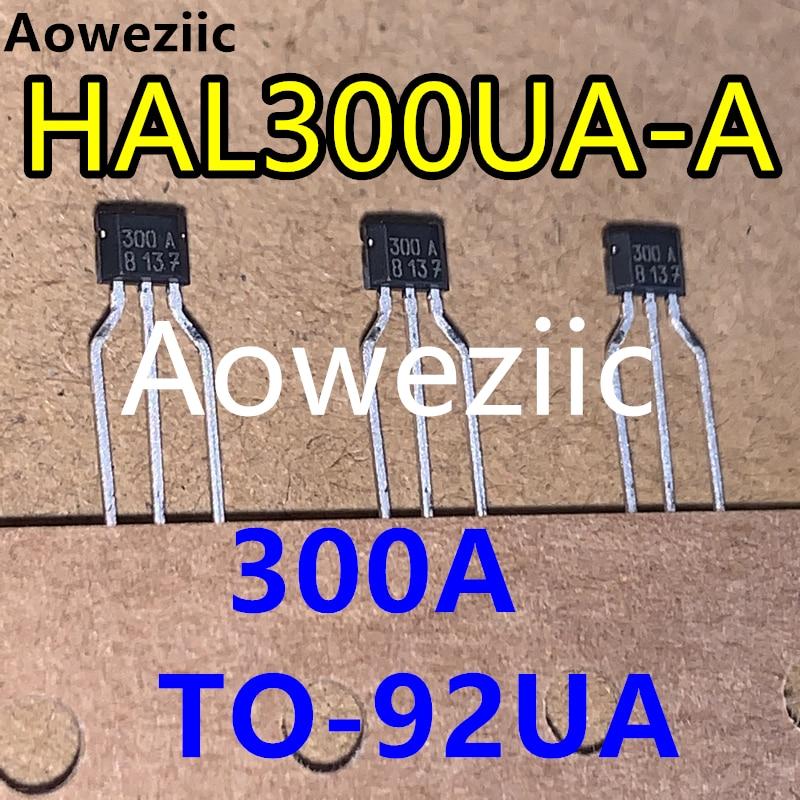 10 pcs lote sensor hall hal300ua a hal300ua hal300 300a to 92s bipolar travado sensor