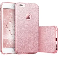 luxury sparkle diamond glitter woman phone case for iphone 8 7 6 6s plus soft silicone shockproof cover for iphone x 8plus cases