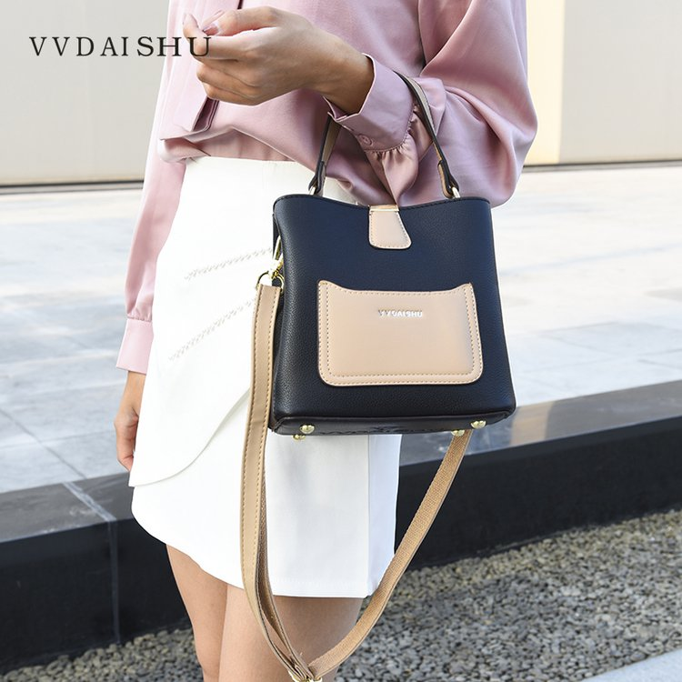 2021 Lychee Pattern Brand Ladies One Shoulder Handbag Daily Casual Cosmetic Bag Wallet Messenger Bag Wild Trend Women's Bag fashion trend casual lychee pattern backpack 2020 college suede small backpack single shoulder bag messenger handbag