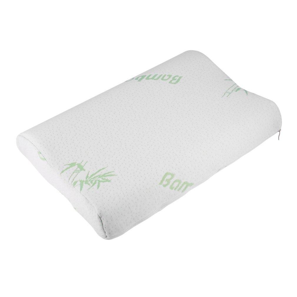 Baby Children Bamboo Pillow Slow Rebound Memory Foam Pillow Health Care Memory Foam Pillow Bamboo Fiber Pillow 100% Top Good
