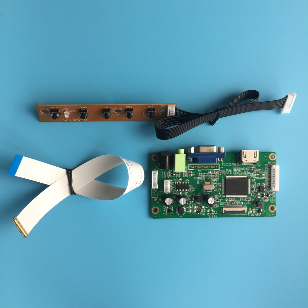 ل N156HGE-EA2 DIY 40Pin سائق مراقب المراقب مجلس LCD EDP عدة VGA شاشة عرض 1920X1080 15.6