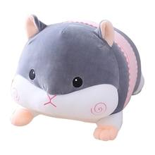 50/70cm Kawaii portant monstre peluche doux oreiller de couchage enfants mignon souris jouets en peluche enfants cadeaux danniversaire de haute qualité