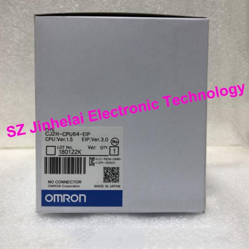 Unidad de CPU OMRON CJ2H-CPU64-EIP nueva y original