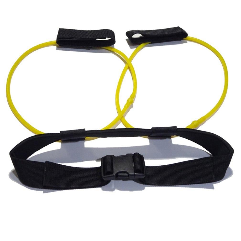 Correas para ejercicio de entrenamiento de culturismo bandas elásticas para entrenamiento de Fitness banda de resistencia para entrenamiento de fuerza de pierna Rally