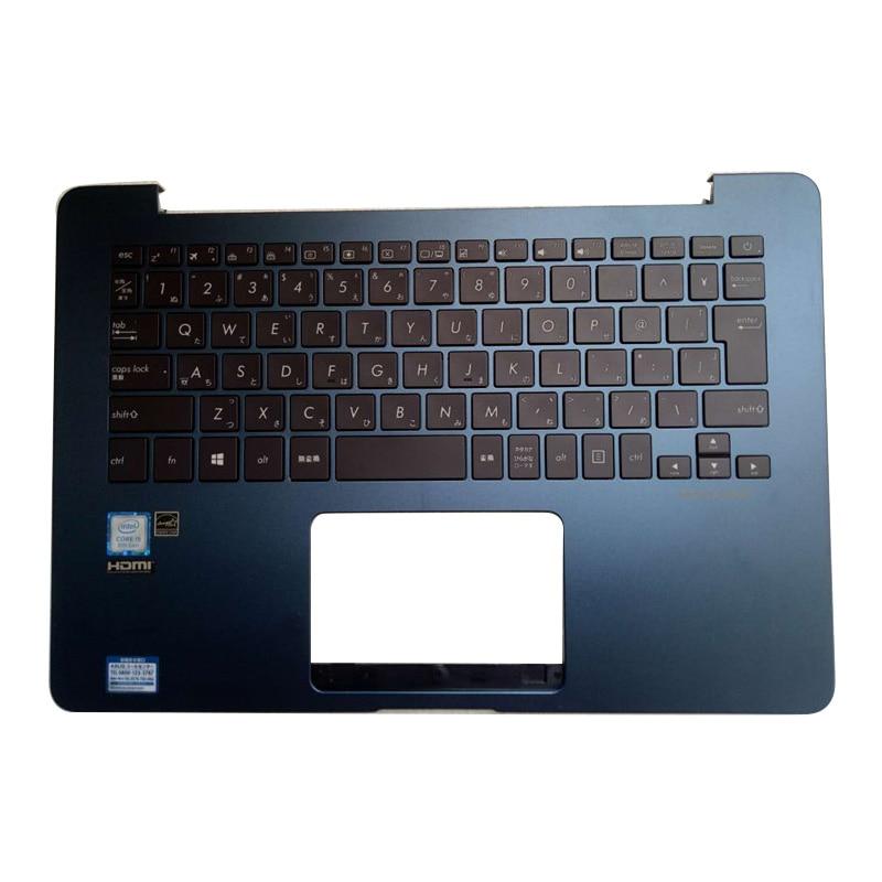 NEW Laptop Case Palmrest Upper Case With Keyboard Notebook Computer Case For ASUS ZenBooK UX430 UX430UA UX430UQ U4100U enlarge