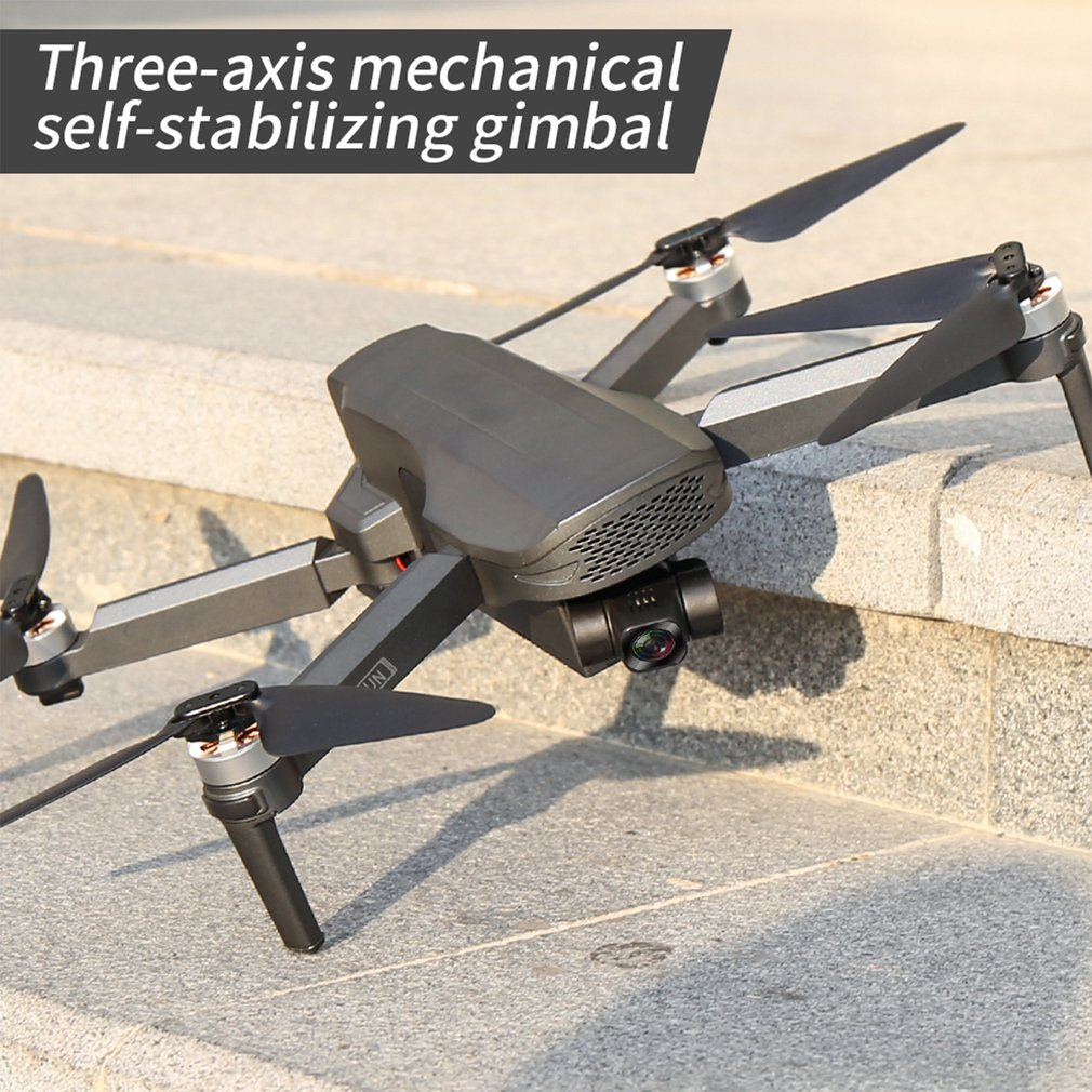 SG908 3 Axis Gimbal Drone With 4K Camera High Definition 5G GPS WIFI FPV Brushless Motor Professional RC Quadcopter 2pcs rs2205 2300kv rs 2205 brushless motor support 3 4s for zmr250 robocat 270 fpv quadcopter