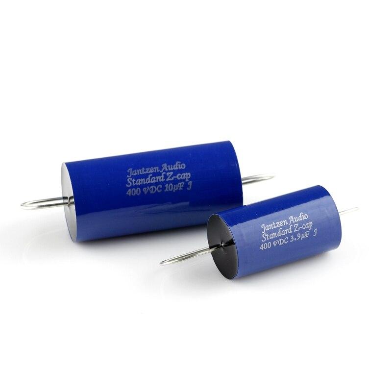2 unids/lote Dinamarca jantzen estándar z-cap fever crossover acoplamiento MKP audio capacitor con envío gratis