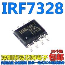Original nouveau 10 pièces/IRF7328TRPB IRF7328 F7328 SOP-8 sop8