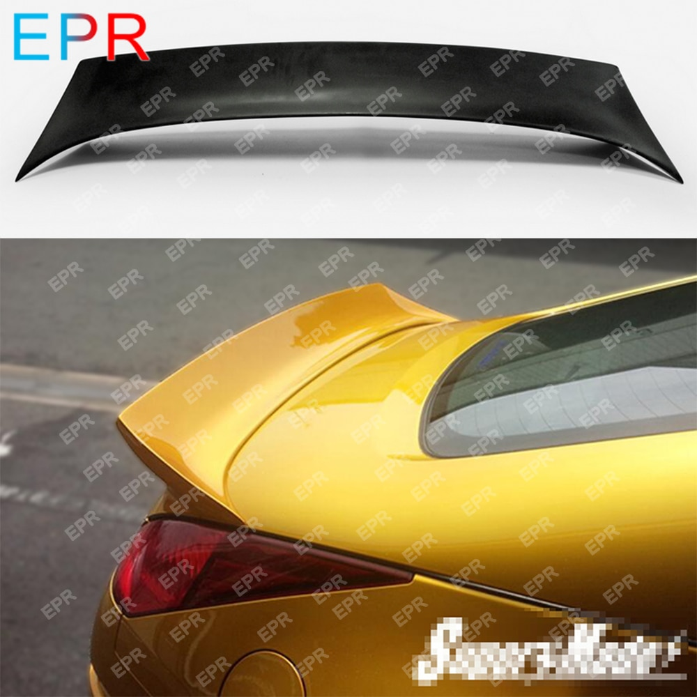 Задний спойлер из стекловолокна для Nissan 350Z Z33