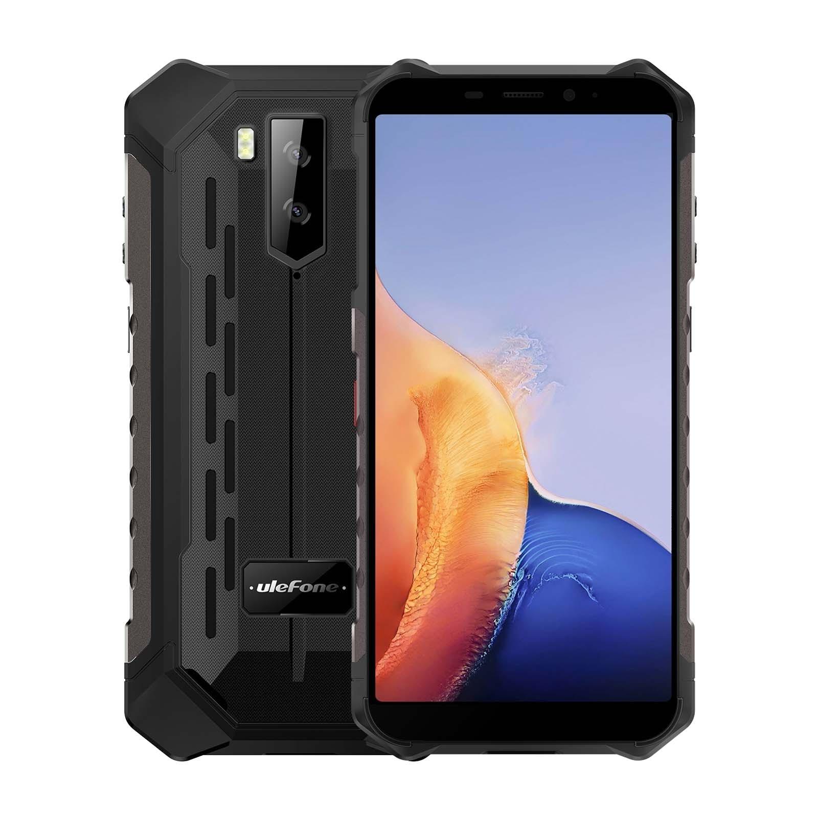 Смартфон Ulefone Armor X9 защищенный, IP69K, Android 11, Helio A25, 8 ядер, 3 + 32 ГБ, 5,5 дюйма, 5000 мА · ч, OTG, NFC