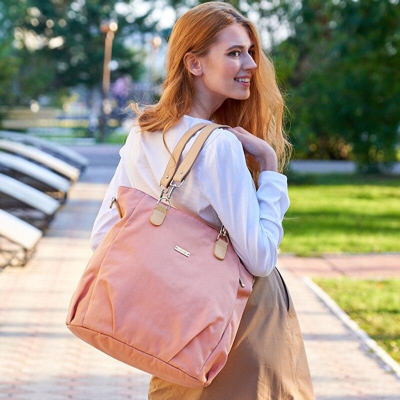 Diaper Bag Mummy Maternity Baby Nappy Backpack Large Capacity Travel Stroller Nursing Bag Baby Care Women's Handbag Shoulder Bag