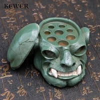 skull design 9 holes tattoo ink cup holder stand pigment permanent makeup accessories tool for microblading ink tattoo supplies