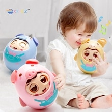 Baby Toys 0 12 months Newborns Bathing Soft Toy For Baby Boy 1 Year Girl Infant Rattles Teether Mont
