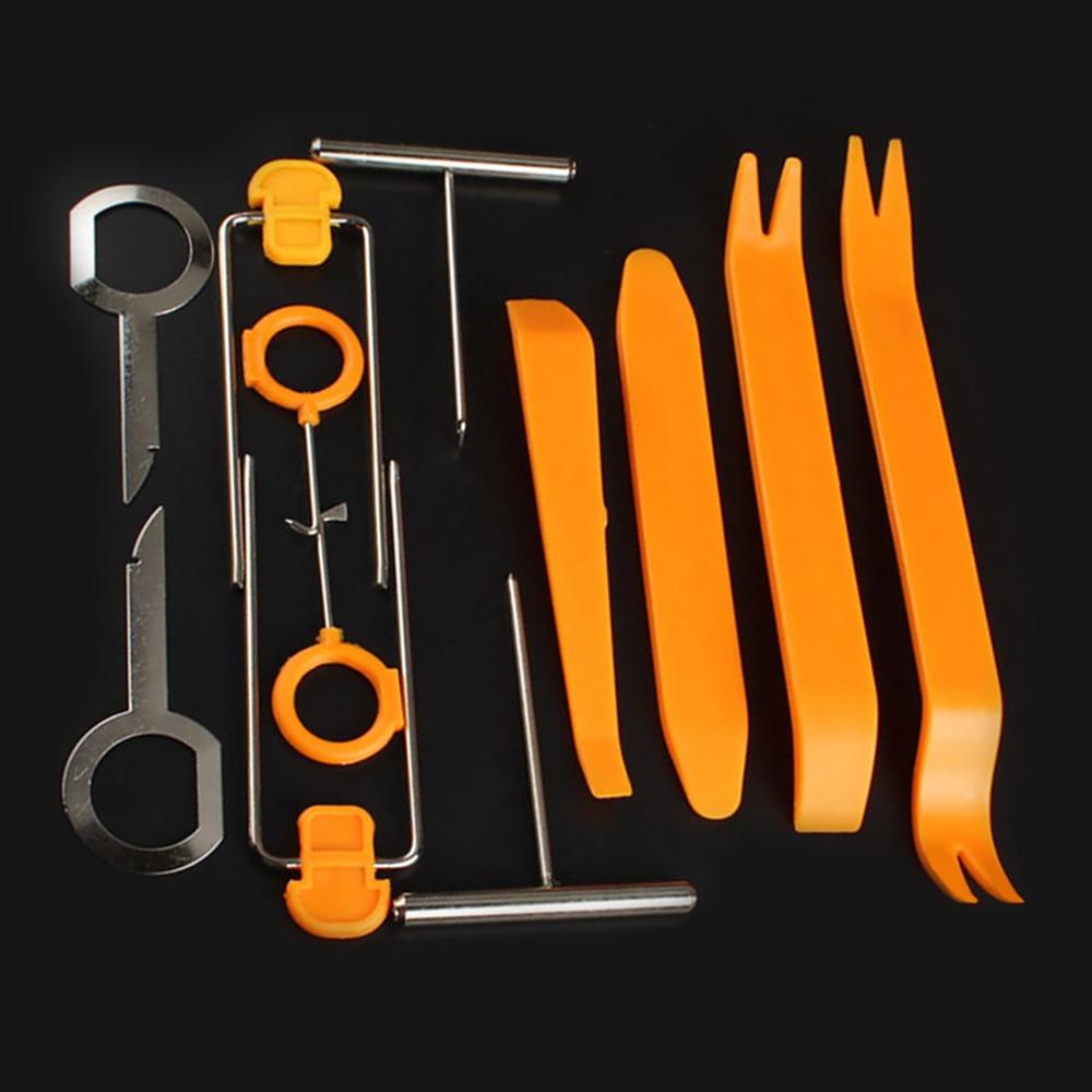 Инструменты для ремонта автомобильной аудиосистемы, панели, дверных зажимов, панели, отделки, приборной панели, снятия звука, монтажный ком...