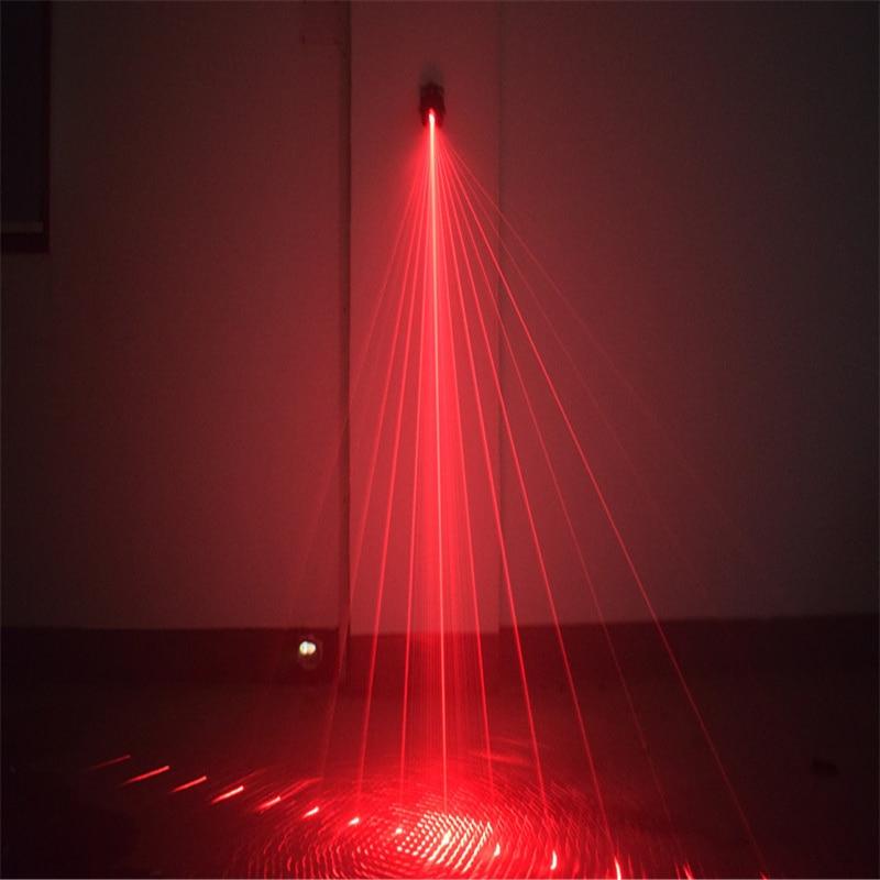 RGB DJ дискотека сцена лазер свет звук активированный светодиод проектор вечеринка огни USB аккумулятор падение доставка