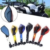 motorcycle rearview mirror modified five point cnc reversing auxiliary mirror mirror