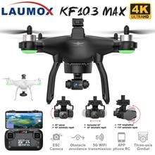 LAUMOX KF103 Max Drone GPS 5G WiFi 3-Axis Gimbal Anti-Shake With 4K HD Camera X35 Professional RC Br