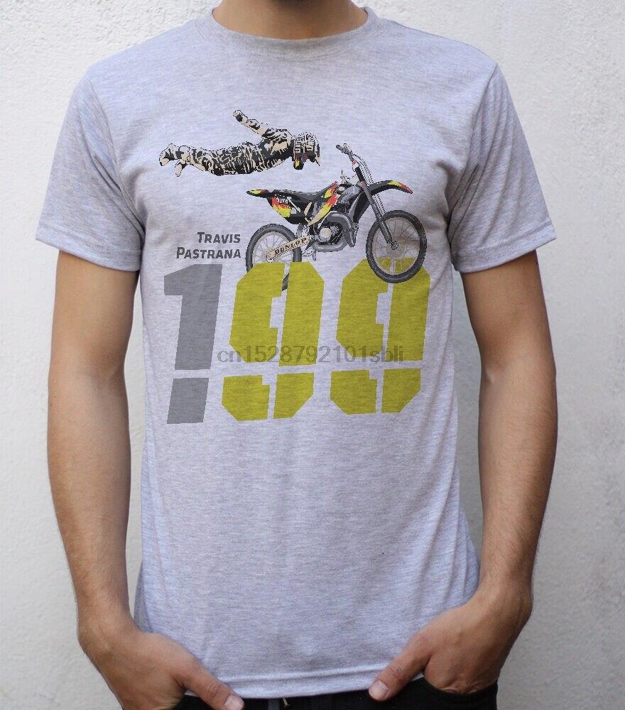 Camiseta con ilustraciones de Travis Pastrana (1)