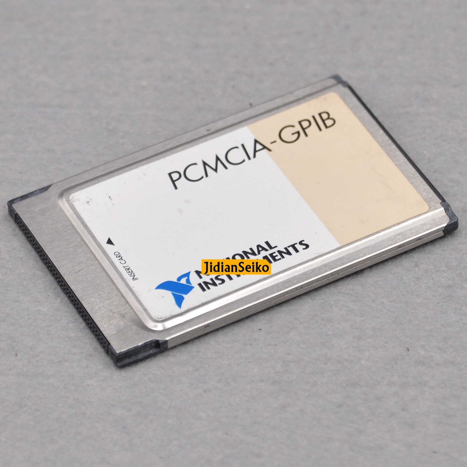 PCMCIA-GPIB 184713B-01 110mA 5V IEEE488 card data acquisition card