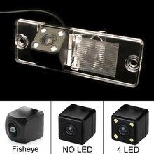 Fisheye-caméra de protection contre larrière   Pour Mitsubishi Pajero Sport Montero National, caméra de vue arrière, caméra de stationnement, Vision nocturne, Sony HD