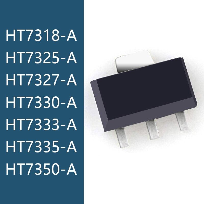 5pcs HT7318-A HT7325-A HT7327-A HT7330-A HT7333-A HT7335-A HT7350-A Electronic Components Integrated Circuits voltage regulator фото