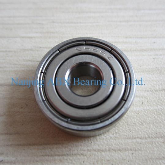 10 Uds S687ZZ de acero inoxidable rodamiento rígido de bolas 7x14x3,5mm miniatura rodamiento