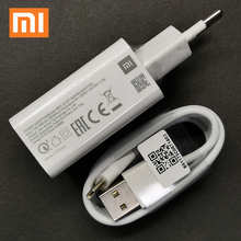 Xiaomi Redmi Note 9 9S Fast Charger QC3.0 18W Quick Charge Adapter Type C for Mi 9 10 9T Poco F2 Pro X2 X3 Redmi Note 7 8 9 Pro