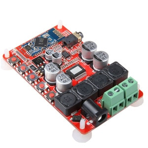 CSR8635 Bluetooth 4.1 Audio Receiver Music Adapter Digital Amplifier Board TDA7492P 50W*2 Power A4-003