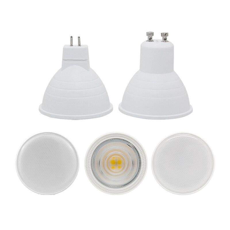 led spotlight bulb gu10 mr16 6w cob lamp 110v 220v 230v 240v cool white 6500k nature white 4000k warm white 3000k spot light Led Spotlight Bulb GU10 MR16 6W Cob Lamp 110V 220V 230V 240V Cool White 6500k Nature White 4000k Warm White 3000k Spot Light