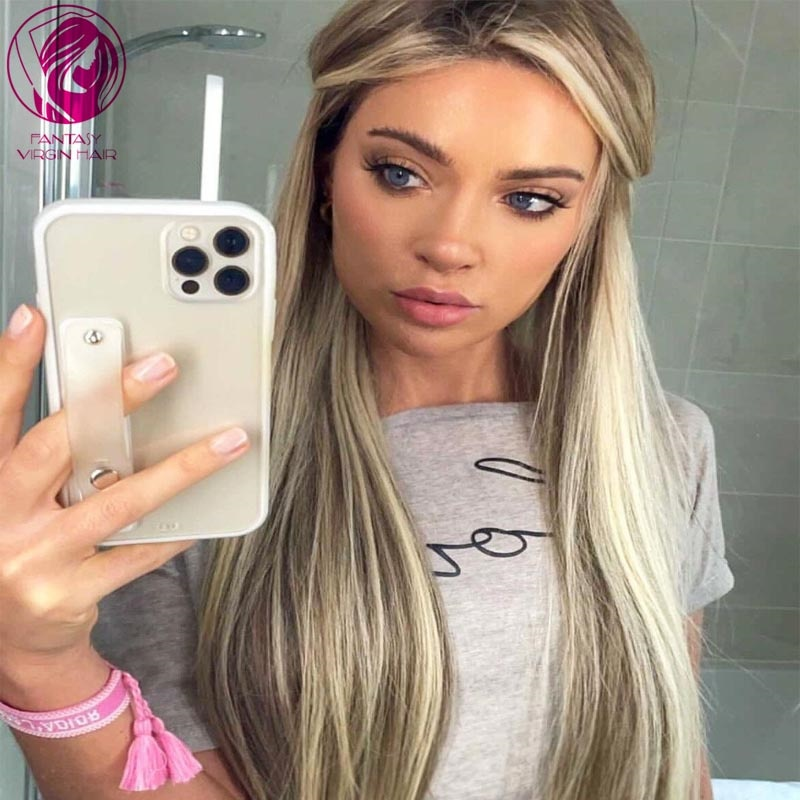 Long Lace Front Wig 26