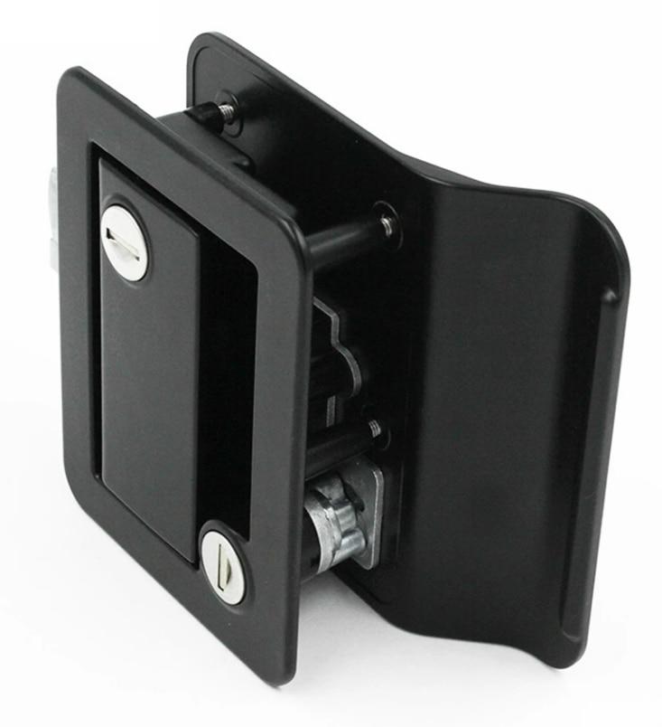 RV Camper Car Interior And Exterior Open Room Cabin lock Motorhome Special RV Door Lock Modification Panel Lock Mechanical Lock enlarge