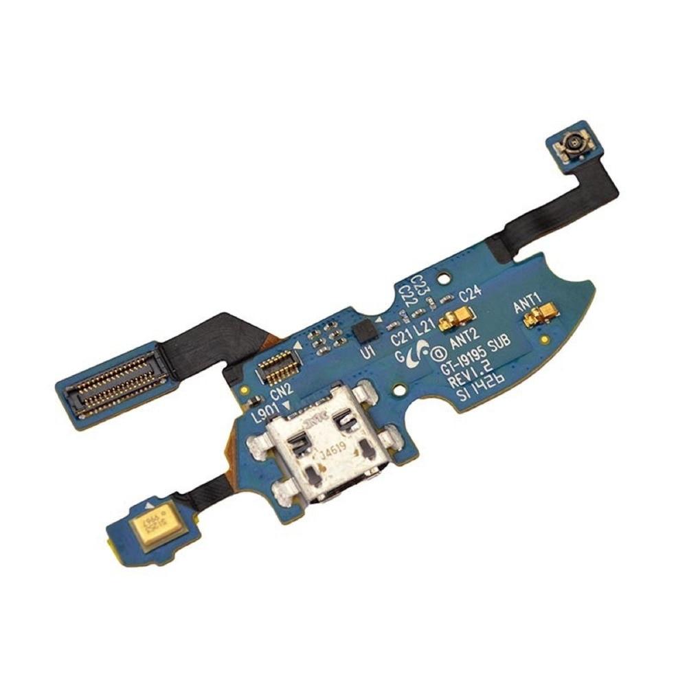 Гибкий кабель для зарядки для Samsung Galaxy S4 Mini GT-I9190 I9192 I9195 I257