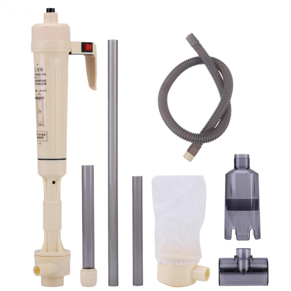 Электрический аквариумный насос для замены воды, инструменты для очистки воды, очиститель гравия для аквариума, аксессуары, насос водяного фильтра