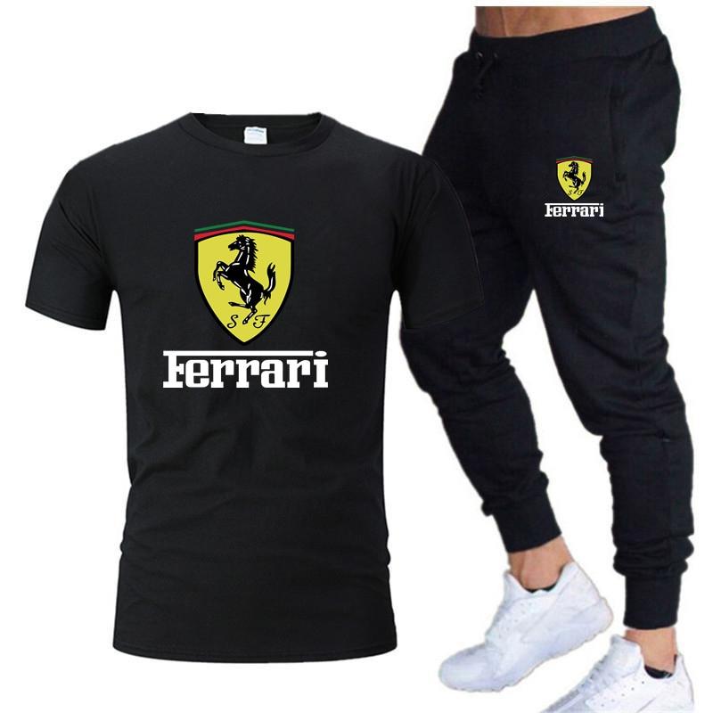 2021 Selling Men's Sweatshirt + Pants 2 Piece Set Casual Sportswear Basketball Wear Spring and Summer New Sportswear Brand Suit