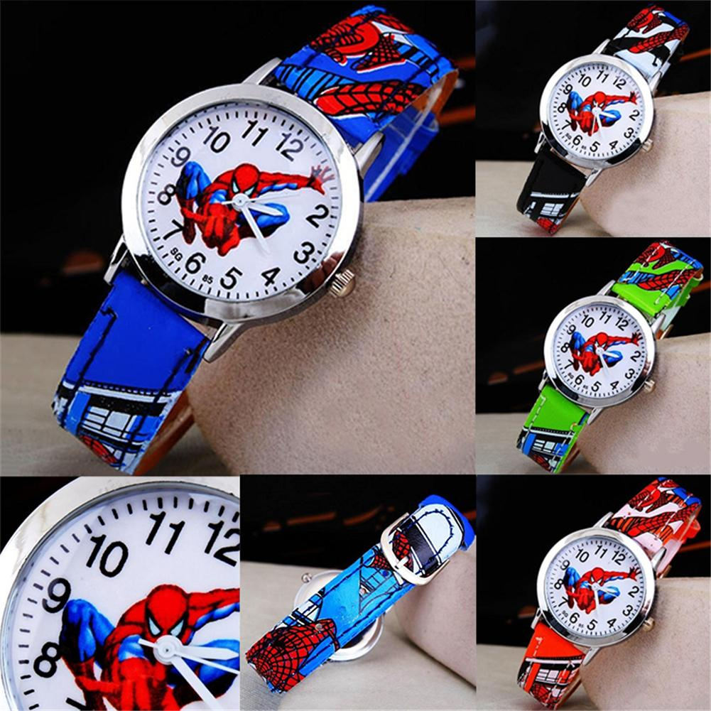 Cute Cartoon Watch for Kids Watch for Students Pointer Quartz Casual Watch for Boys