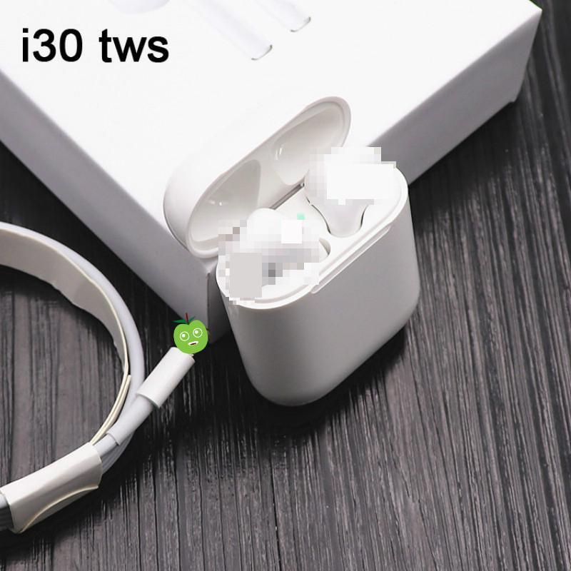 I30super TWS 11 réplica de Super 5h i30tws auriculares inalámbricos 6D Super Bass Bluetooth 5,0 pk W1 Chip i9s i10 i12 i30 tws