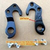 1pc bicycle rear derailleur hanger for trek 297656 293426 322175 w322175 trek skye ticket disc hardrocx frames mech dropout