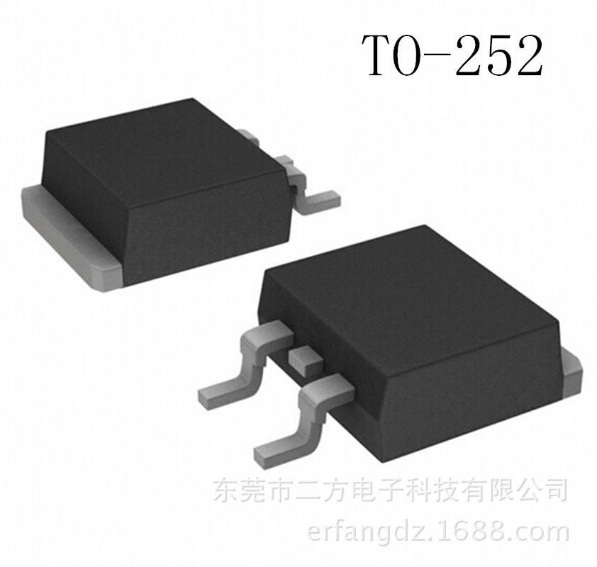 10 unids/lote MJD31C TO-252 / BT137S-600E / IRFR024N / IRLR7843 / AOD4184 nuevo original