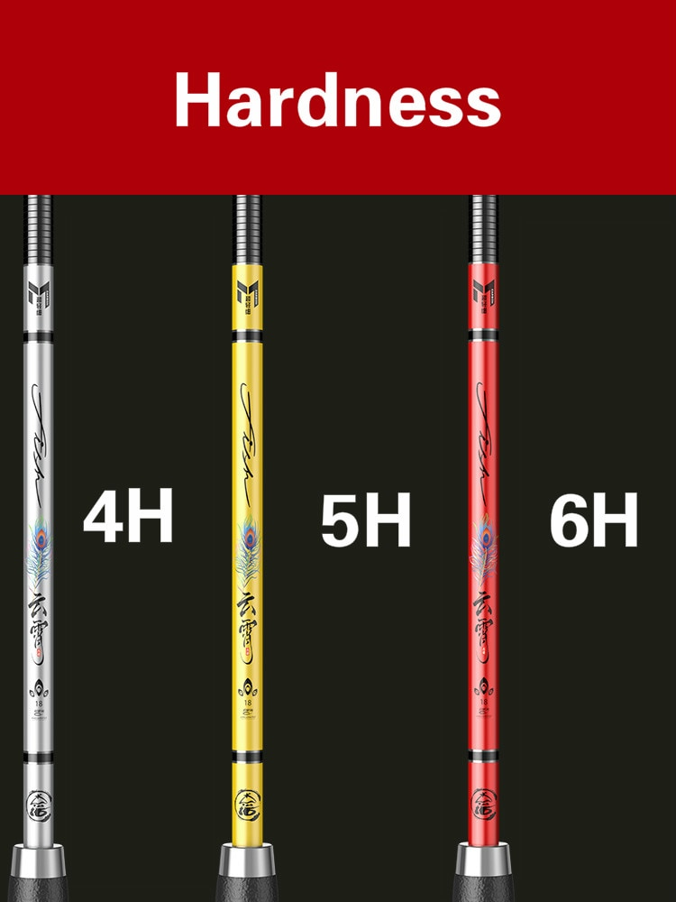 4H 5H 6H Hardness Carp Fishing Poles High Carbon Fiber Fishing Rod Hand Olta Carbon Fiber Fishing Canne De Pesca Fishing Tackle enlarge