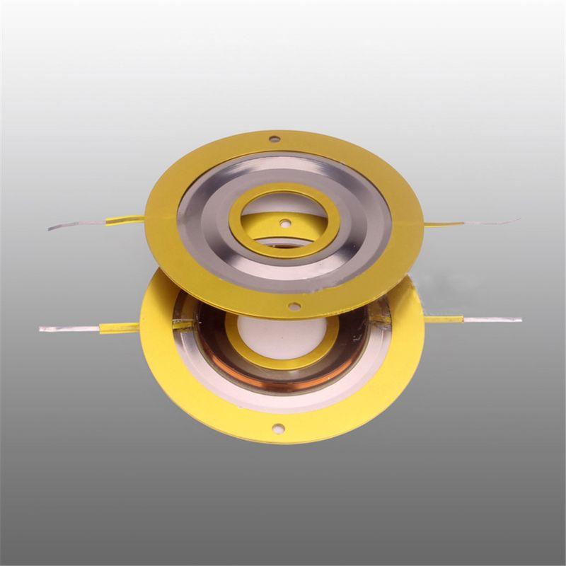 Аудио диафрагма титановая пленка звуковая катушка для 2404H 2405H 075 рупорный динамик C90F